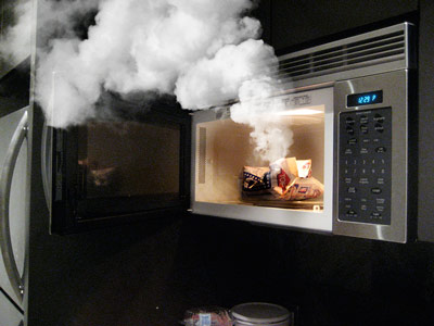It S Time To Ban Microwave Popcorn In The Workplace