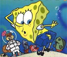 embarrassed spongebob - photo #5