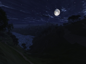 Vue_Test__Moonlit_Night_by_digitalman